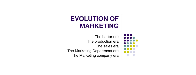 Το marketing, η εξέλιξη κι ο Κοντορεβυθούλης
