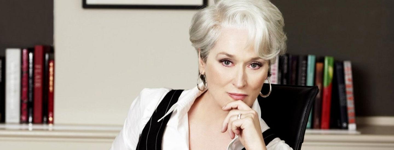 10 λόγοι από τη Μιράντα Πρίστλεϊ να κρατήσεις μόνο τα Prada