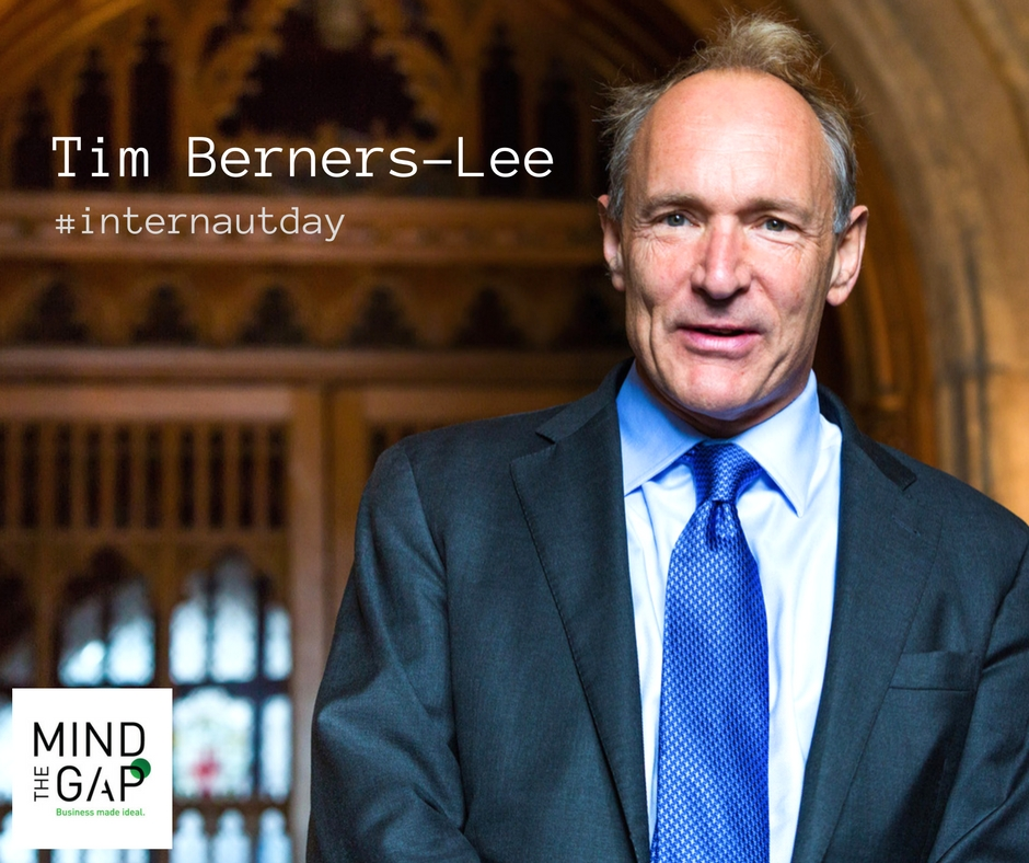 23/8, Internaut Day: Ευχαριστούμε Tim Berners-Lee