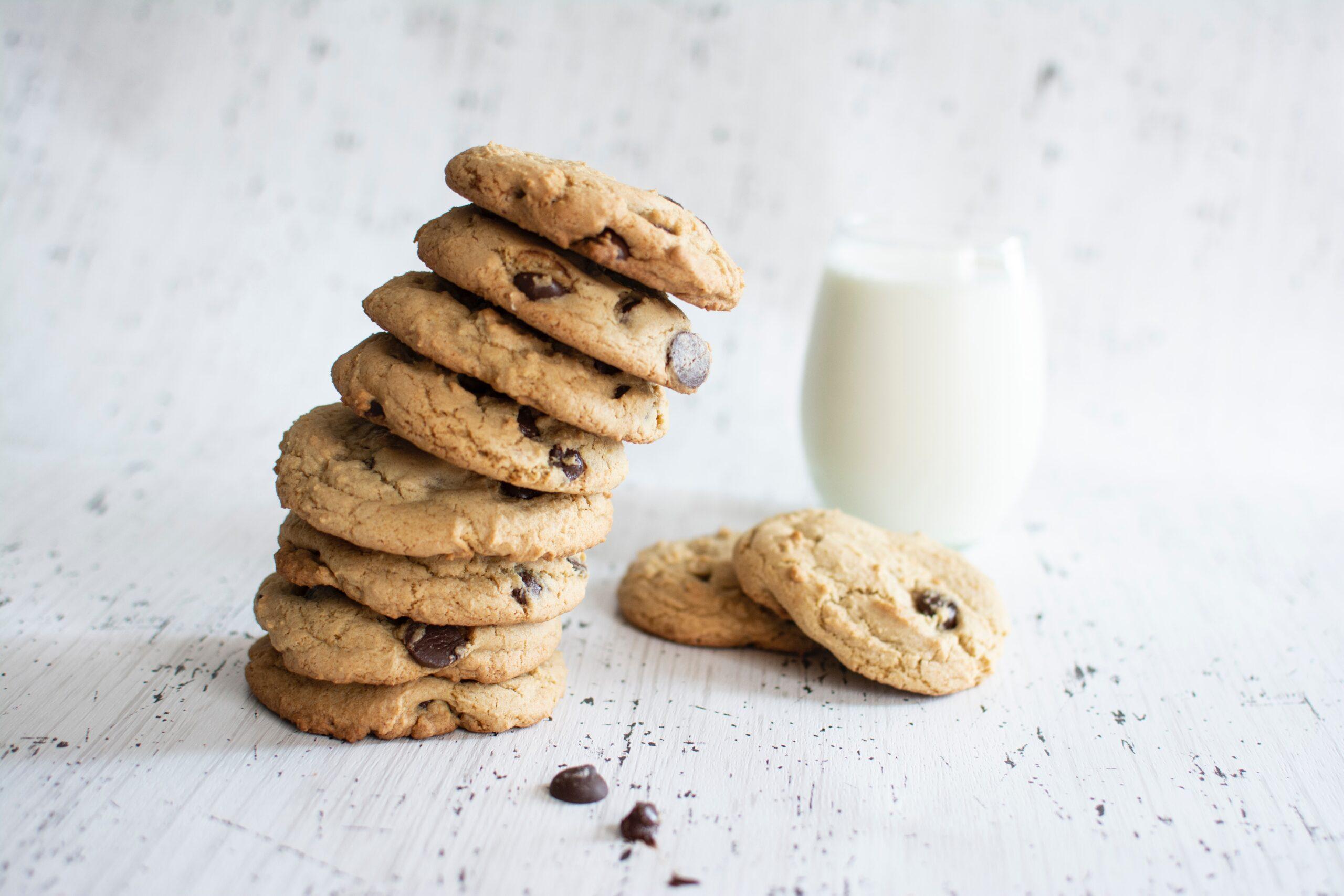 Zero-sugar cookies!